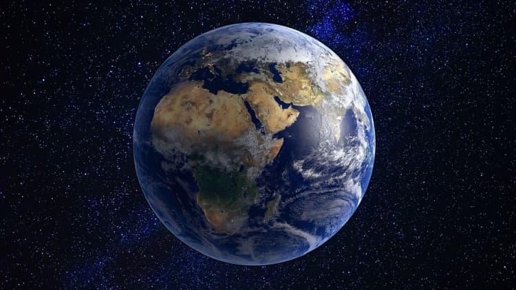 Ziemia – trzecia planeta od słońca