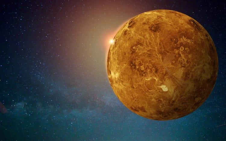 Wenus – druga planeta od słońca